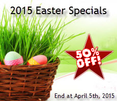 Easter discount