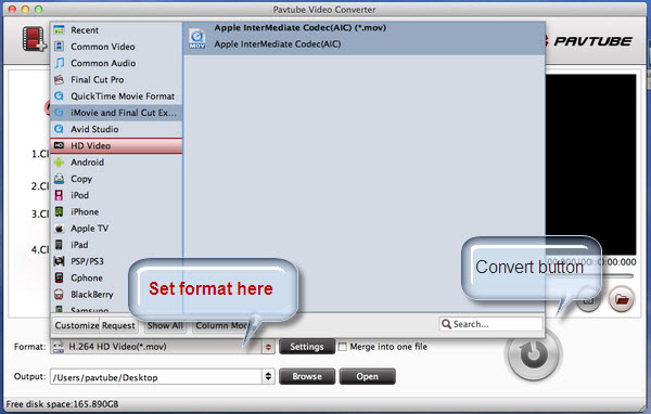Mac MXF to FCE Converter - How to Import MXF Videos to FCE