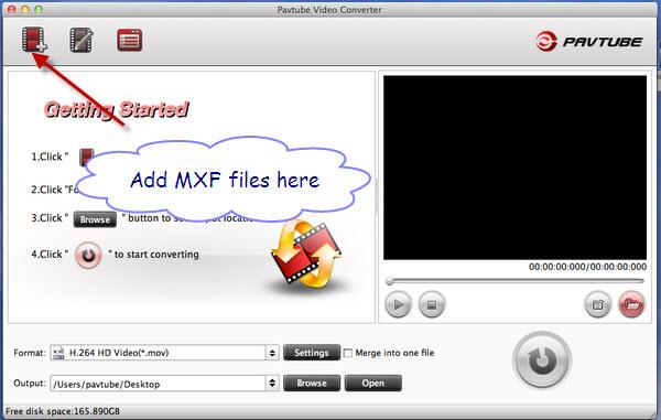 Mxf Video Converter
