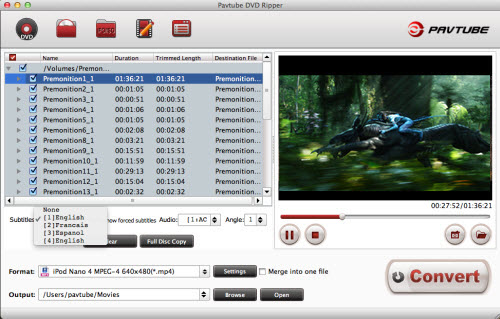Nook Tablet Mac DVD Ripper-How to Watch DVD Movies on Nook