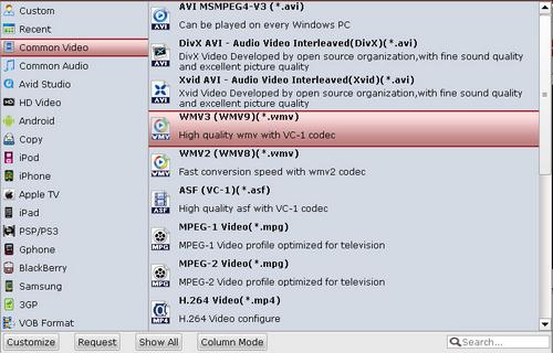 JVC Full HD MTS to Movie Maker Converter-Convert 1080p MTS Videos to
