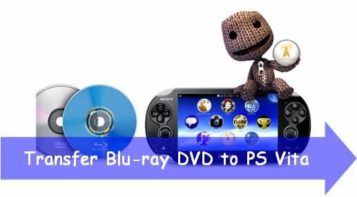bluray dvd to ps vita