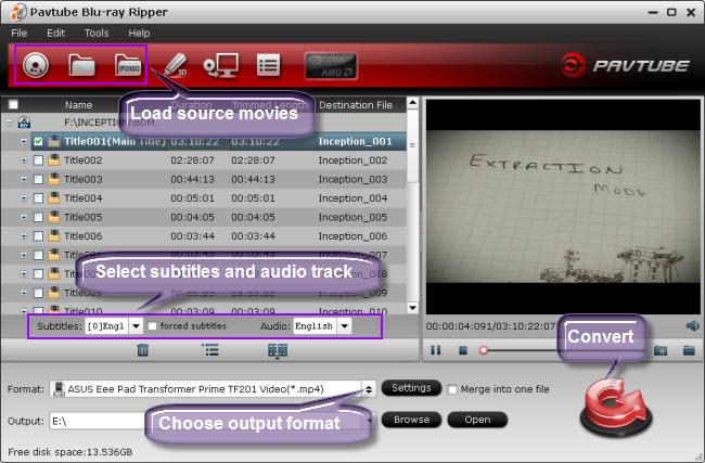 play videos Eee Pad Transformer
