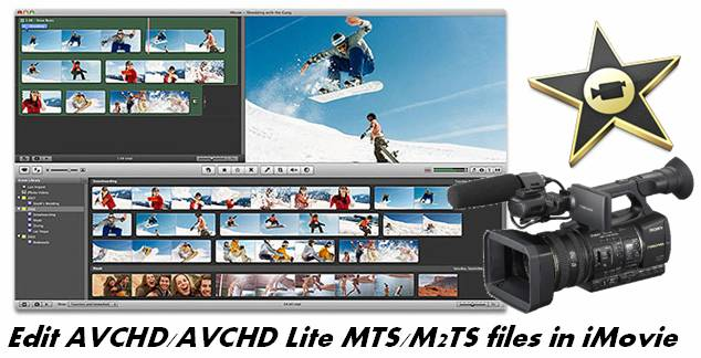 avchd to imovie