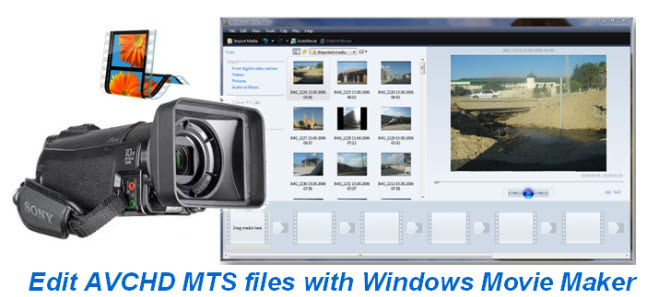 mts avchd windows movie maker