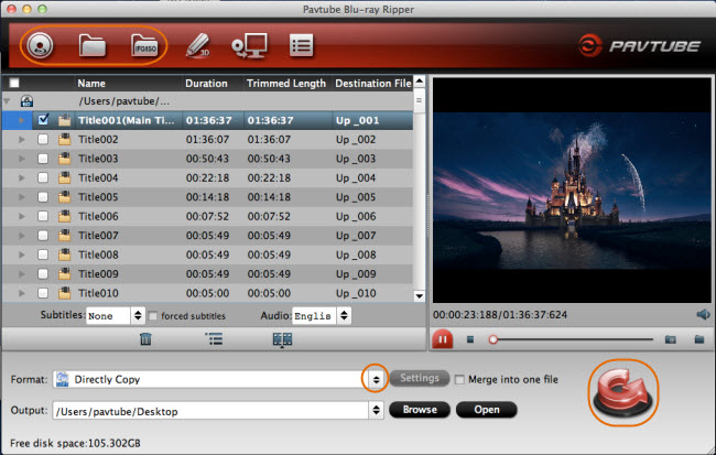 How to play Blu-ray movies with VLC Media Player for Mac?