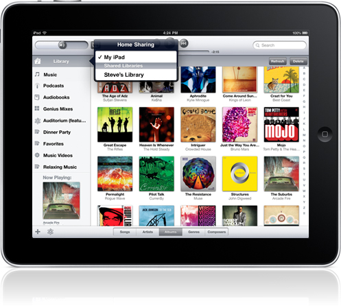 stream from mac to ipad