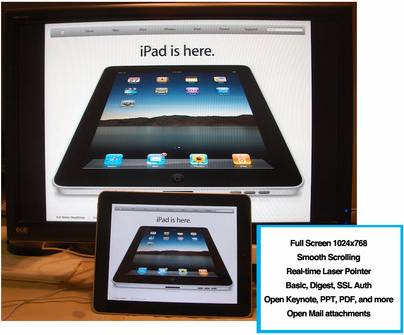 useful ipad tricks