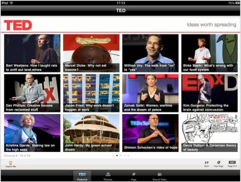top 10 free ipad 3 apps