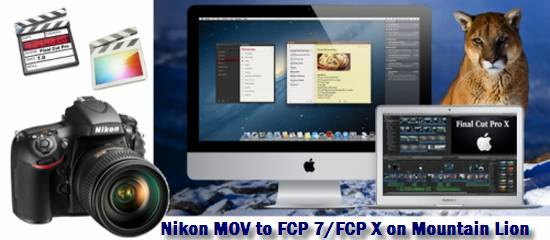 convert H.264 MOV to ProRes 422 for FCP