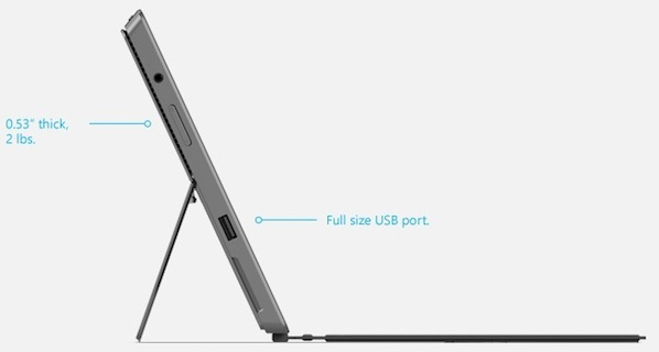 The Intel Ivy Bridge chip-based Surface with Windows 8 Pro starts at $899
