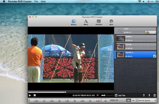 Transcode Humax 1080p recordings to iMovie, Avid, Premiere