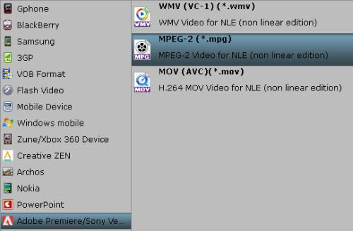 1 clip image007 From Canon Vixia HF G10/G20 AVCHD camcorder to Avid and Premiere Pro