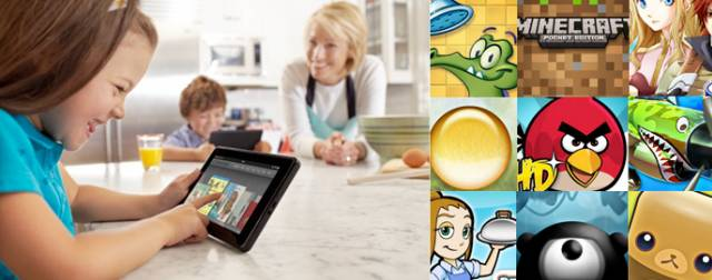 The Hottest Android games for Kindle Fire HD: the 10 Best