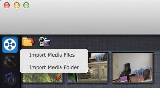 Import QuickTime MOV files
