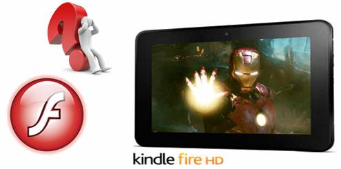 Can You Adobe Flash Player On Kindle Fire