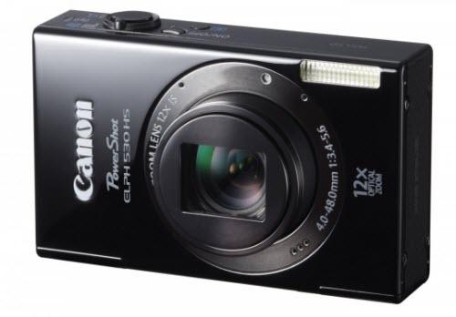 Canon ELPH530