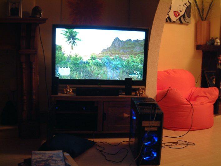 PC to HDTV