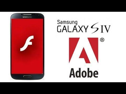 install adobe flash player on galaxy s4