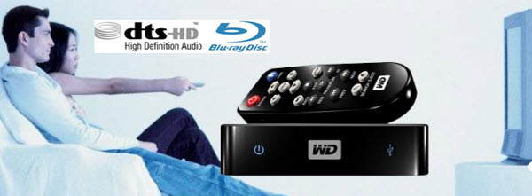 keep blu-ray chapter for wd tv