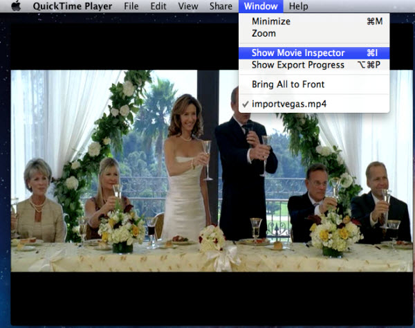 convert QuickTime movies for iMovie