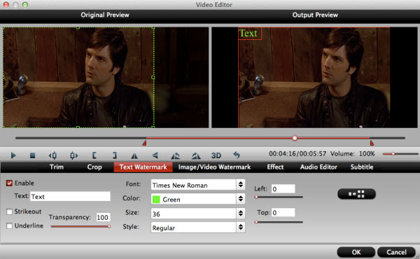 convert qt file to imovie