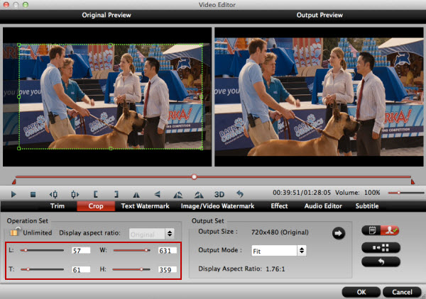 iMovie 11: Resize, Crop and Rotate Video Clips