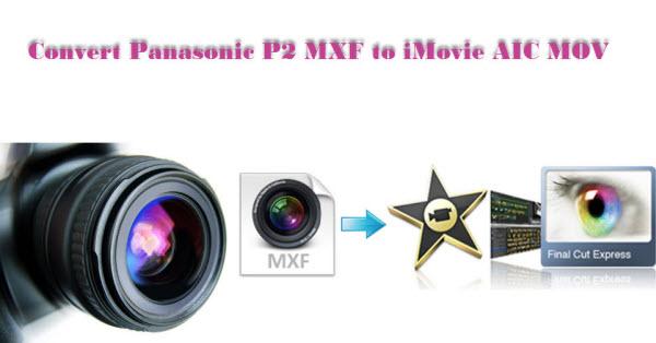 import MXF to Mac