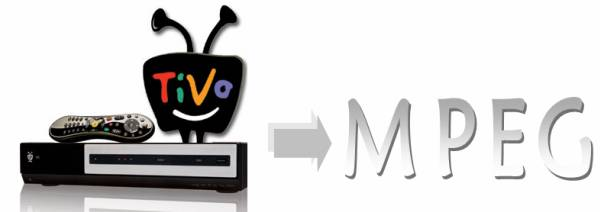 Mac TiVo shows to MPEG Converter