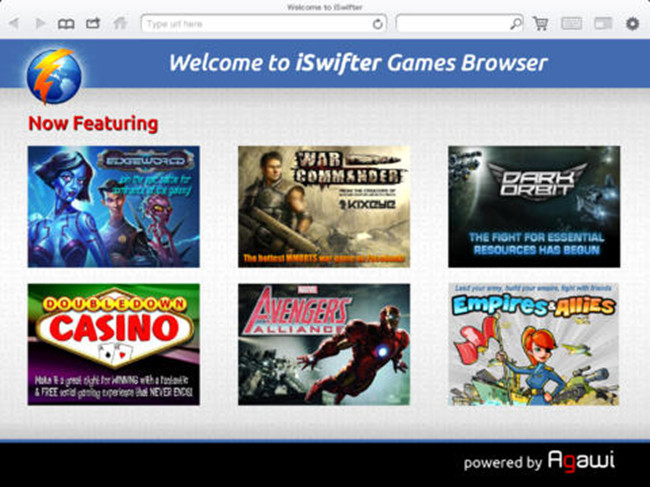 iswifter browser ipad