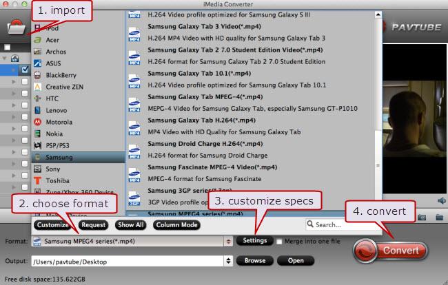Sync mac videos discs to kies