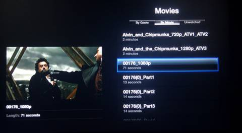 apple tv stream 1080p