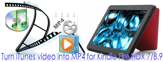 turn itunes video into mp4