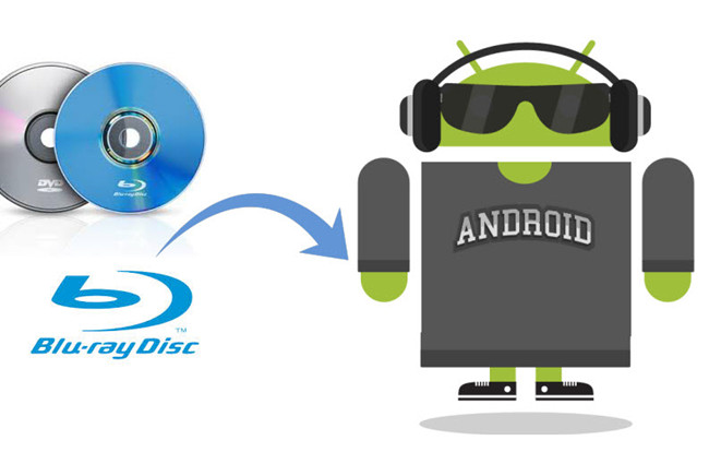play blu-ray on android