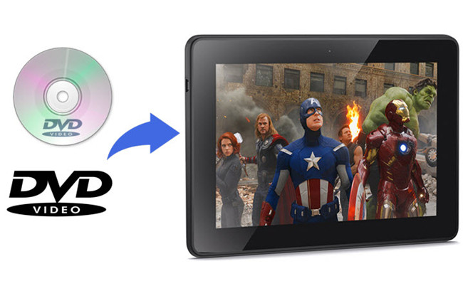 play dvd on kindle fire hdx