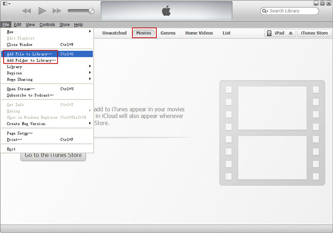add-file-to-itunes-library