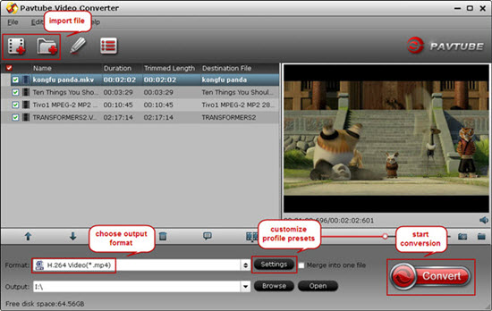 convert hd video to any device