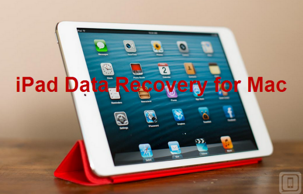 ipad data recovery mac