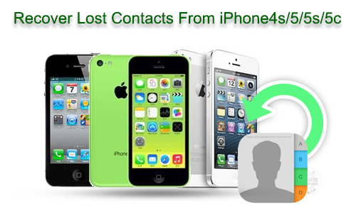 recover lost contacts