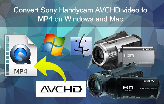 sony handycam conversion software