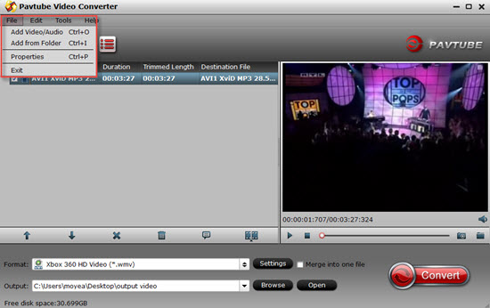 How to watch MKV, AVI, WMV, VOB and flash videos on