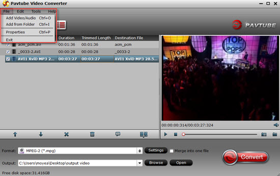How to Import MKV to Sony Vegas Pro (14/13/12/11) -1080p
