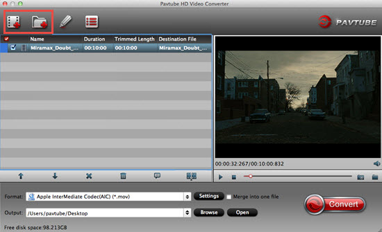 load mpeg 4 file How to Convert MPG/MPEG to FCP for Editing?