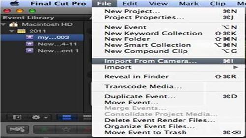 mac sony avchd to final cut pro converter