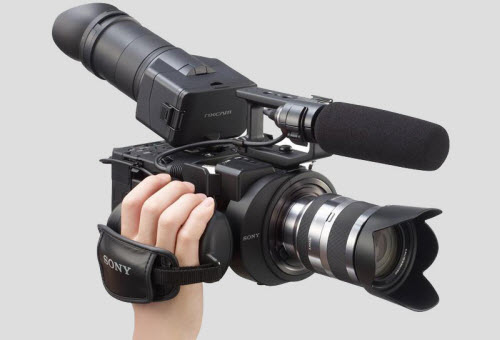 Sony FS700