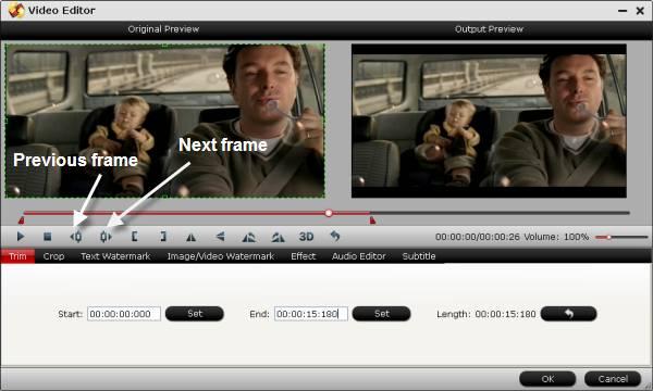 trim mp4 video