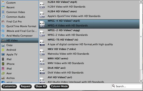 How to Import MKV to Premiere Pro(CC, CS6, CS5, CS4)