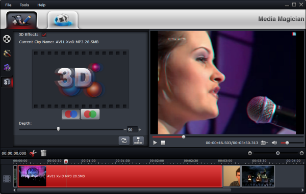 Pavtube Media Magician Screenshot