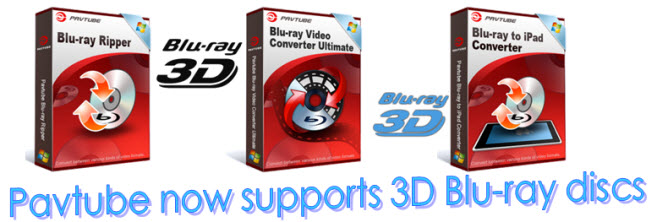 blu-ray 3d disc support