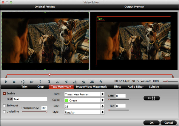 Pavtube DVD Ripper for Mac Screenshot